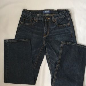 Boys size 10 husky old navy jeans